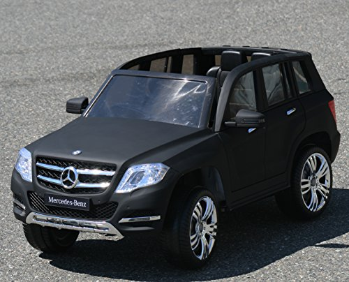 New licensed mercedes benz glk 300 amg 12v kids ride on for Mercedes benz service charges