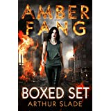 Amber Fang Boxed Set: Books 1-3