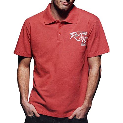 Free Limit - Polo - para hombre Rojo