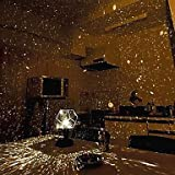 BST Wedding Reception Wedding Decor DIY Romantic Galaxy Starry Sky Projector Night Light (2xAA/USB)