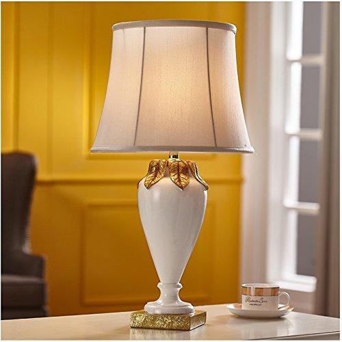 CLG-FLY Creative European garden lamp bedroom bedside lamp,12×56cm dimmer switch
