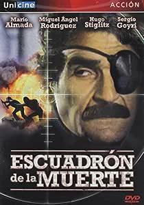 El Escuadrón de la muerte [Reino Unido] [DVD]: Amazon.es