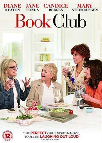 Amazon com: Book Club (DVD) [2018]: Movies & TV