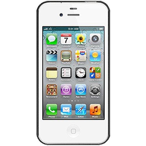 Amzer Case / Schutzhülle, Gitter mit Glitzersteinen, aufsteckbar, für iPhone 4 / 4S, Schwarz