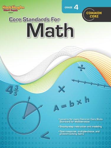 Core Standards for Math, Grade 4