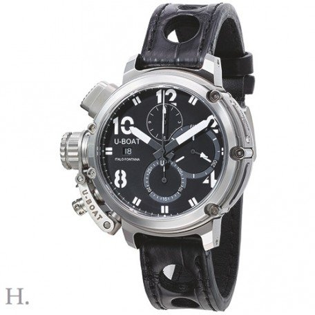 U-Boat Chimera 8013 46mm Sideview Chronograph Limited Edition X/300