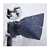 iSkylie Outdoor Winter Faucet Cover Freeze Protection Socks Spoyt Cover Spoyt Winter Socks (Navy, 7.09x 5.91x 1.57inch)