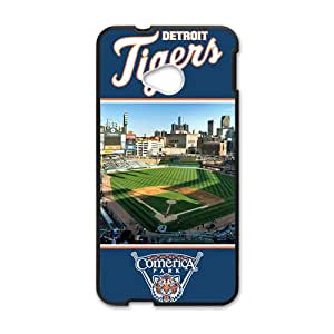 SANYISAN Detroit Tiger Black htc m7 case