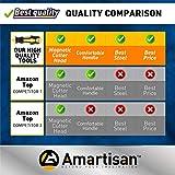 Amartisan 10-Piece Magnetic Screwdrivers Set, 5
