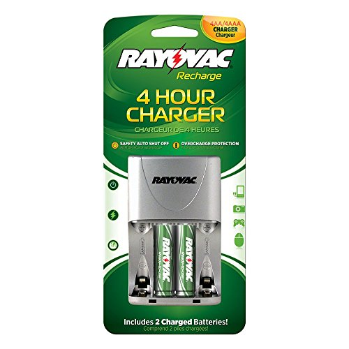 Rayovac Position Value Charger PS133 2B