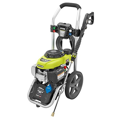 honda power washer gas - 5