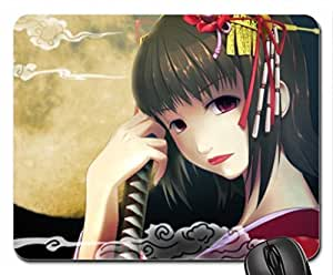 Beauty of the moon Mouse Pad, Mousepad (10.2 x 8.3 x 0.12 inches)