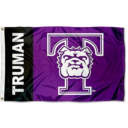 (Truman Bulldogs College Flag)