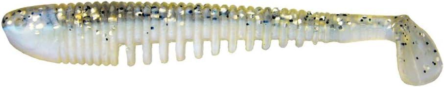 K.P Skeleton Shad Gummifische 3 7,5cm 5 St/ück Barsch Zander Forelle