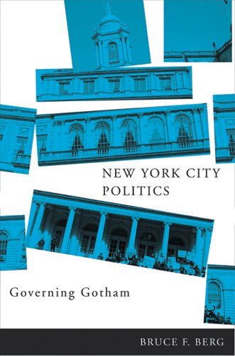 Download New York City Politics: Governing Gotham pdf epub