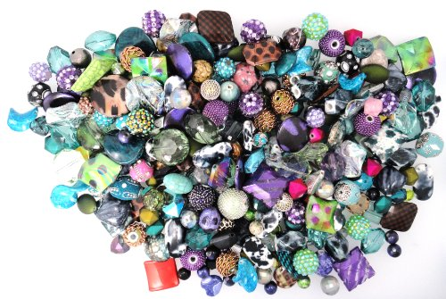 - Jesse James Beads Bulk Bead Mix