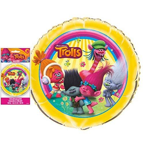 Unique Trolls Foil Party Balloon 18