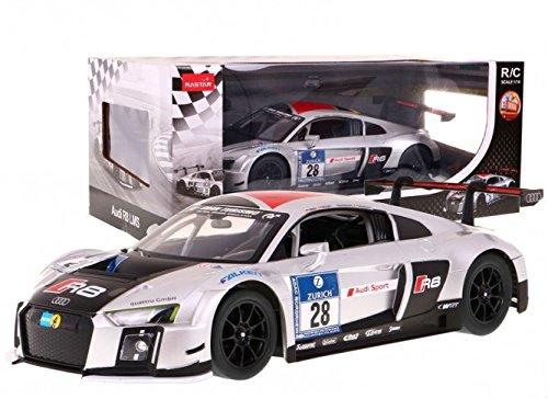BSD RASTAR RC Auto Telecomando Audi R8 LMS 1 14