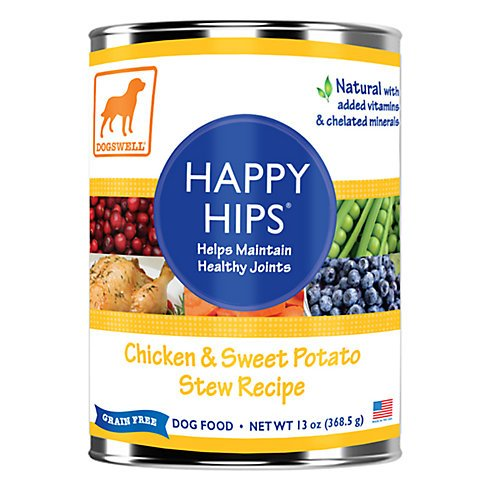 Price comparison product image Dogswell,  Happy Hips,  Canned Food,  Duck,  13 oz