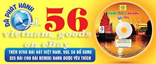 Amazon Com Arirang Karaoke Vision Midi Disc Vol 56 Serial E Vietnamese English Movies Tv