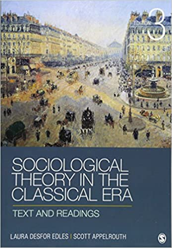 Amazon sociological theory in the classical era text and amazon sociological theory in the classical era text and readings 9781452203614 laura d edles scott appelrouth books fandeluxe Image collections