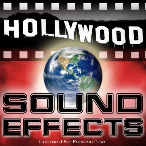 Hollywood Sound Effects - Volume 3 ()