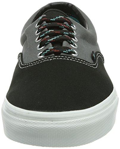 Vans U ERA  (TRITONE) BLCK/ - Zapatillas de lona para mujer gris - Grau ((Tritone) Blck/ / DPZ)