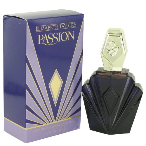 PASSION by Elizabeth Taylor Women's Eau De Toilette Spray 2.5 oz 100% Authentic by Elizabeth Taylor