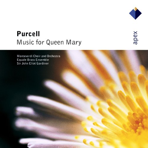 Gardiner Purcell Collection - Music for the Funeral of Queen Mary, Birthday Ode