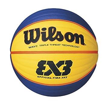 Amazon.com   Wilson Fiba 3x3 Official Game Basketball   Sports ... 4f485b2192a72