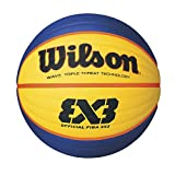 Wilson WTB0533ID Fiba 3X3 Official Game Basketball