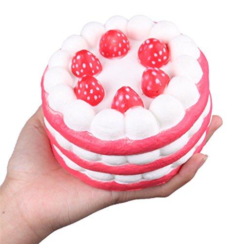 strawberry shortcake squishy jumbo cheap buyer's guide