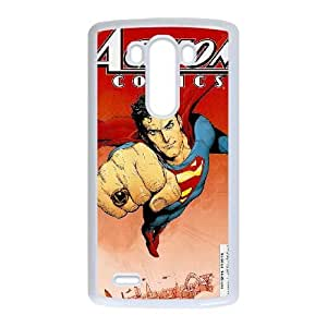 LG G3 phone cases White Action Comics Phone cover DSW1892347