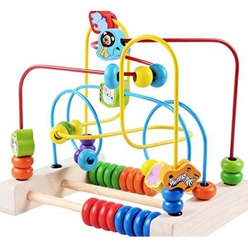 80 De Réduction Uabpt Jouets Dactivité Pour Tout Petits Abacus