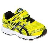 ASICS GT 1000 3 TS Running Shoe (Toddler),Flash Yellow/Black/Lightning,5 M US Toddler