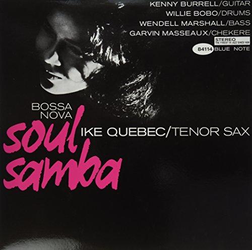 Bossa Nova Soul Samba [Vinyl] by VINYL