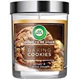 Air Wick Good To Be Home Scented Candle, Baking Cookies, 5oz