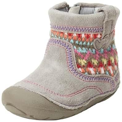 Amazon.com: Stride Rite SRT SM Ainsley Boot (Infant
