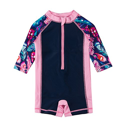 Sansi Baby Beach One-Piece Swimsuit UPF 50+ -Sun Protective Sunsuit