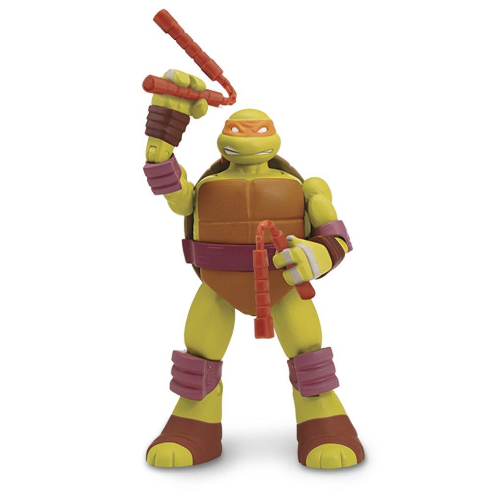 Tortugas Ninja - Mikey con vehiculo (Giochi Preziosi ...