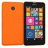 Nokia Lumia 635 RM-975 Unlocked GSM LTE Windows 8.1 Quad-Core Phone - Orange