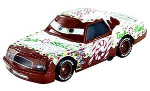Disney / Pixar CARS Movie 1:55 Die Cast Car Motor Speedway of the South #101 Tach-O-Mint