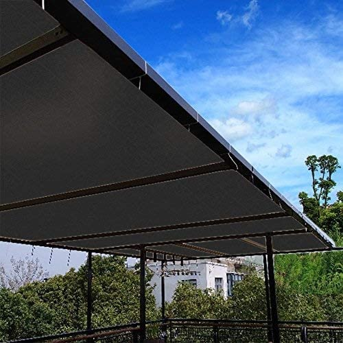 E.enjoy Malla Sombra De Red Black Sunblock Fabric Cuerda ...