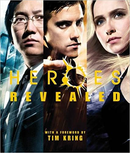 Book Heroes Revealed: Featuring series 1, 2 and 3 (Dk)