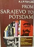 From Sarajevo to Potsdam 9780155781207