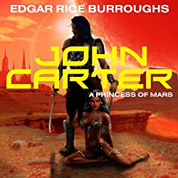 John Carter in 'A Princess of Mars'
