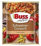 Buss Schweine-Gulasch mit Nudeln, 800 g