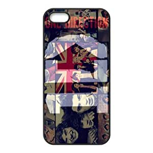 Customize One Direction Zayn Malik Liam Payn Niall Horan Louis Tomlinson Harry Styles Case for iphone5 5S JN5S-2239
