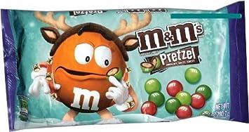 Amazon com : M&M's Pretzels (Crunchy Salty Sweet) Candy 9 90