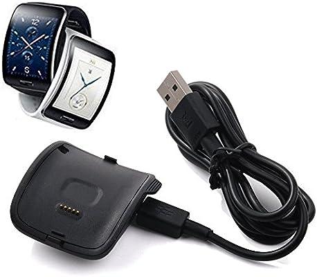 Samsung Gear S de batería, exmart Cable de Carga de batería Dock ...